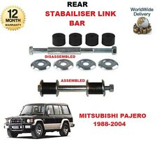 FOR MITSUBISHI PAJERO SHOGUN 2.5TD 2.8TD 3.0i 3.5i REAR STABILISER LINK BAR x1