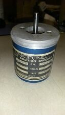 UNICO 700-173 TYPE PG-600 3 CHANNEL SHAFT POSITION ENCODER