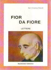 G6 Fior da fiore San Vincenzo pallotti Lettere Apostolato Cattolico