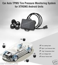 Car Auto TPMS Tire Pressure Monitoring System for XTRONS Android Units