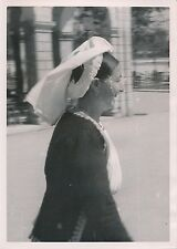 ÎLE DE CORFOU c. 1935 - Femme Grecque  Grèce - P1026