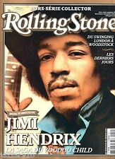 ROLLING STONE HS COLLECTOR n°14 # 2012 # JIMI HENDRIX SPECIAL 70 ANS