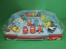 Coffret Cars exclusive set Ice Racers ultimate racing Pixar Disney Store diecast