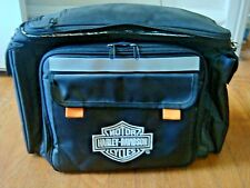 Harley-Davidson complete picnic pack/canvas carrying case
