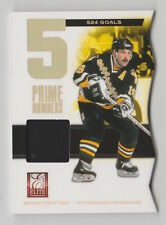 2011/12 PANINI ELITE BRYAN TROTTIER PRIME NUMBERS GAME USED JERSEY 67/524