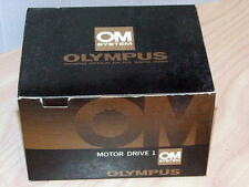 OLYMPUS OM MOTOR DRIVE 1 NEW IN BOX
