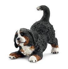 Schleich 16398 Bernese Mountain Dog Puppy Model Animal Figurine Toy - NIP