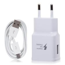 Chargeur Adaptateur +Charging Cable Pour Samsung Galaxy S6/S6Edge Plus Note 4 5