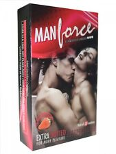 100 CONDOMS OF MANFORCE STRAWBERRY FLAVOURED CONDOM WITH LOWEST SHIPPING CHARGES