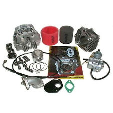 Big Bore & Race Head Kit Honda XR50 CRF50 Dirt Pit Bike 2010 2011 2012 2013 2014