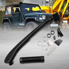 Snorkel Air Ram Intake System  For Jeep Wrangler TJ YJ 4x4 99-06