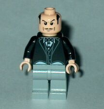 BATMAN Lego Alfred the Butler Custom NEW Genuine Lego parts (mph) #12