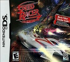 Speed Racer: The Videogame (Nintendo DS, 2008) game only