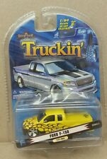 FORD F-150 TRUCK PICKUP FLAMES TRUCKIN' LOWERED SLAMMED BADD RIDE DIECAST RARE