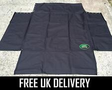 BLACK CAR BOOT LINER PROTECTOR DOG GUARD MAT - FITS LR RANGE ROVER EVOQUE