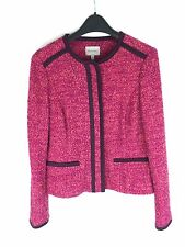 Bravissimo Pepperberry Ladies Pink Jacket Size 12 RC