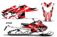 AMR Racing Sled Wrap Polaris Axys SKS Snowmobile Graphics Sticker Kit 2015+ AT R