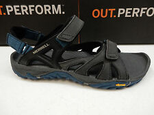 MERRELL MENS SANDALS ALL OUT BLAZE SIEVE CONVERTIBLE GREY SIZE 8