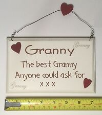 The Best Granny Wall Plaque Sign Gift Ideas for Her Birthdays & Mothers Day