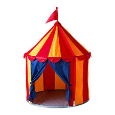 IKEA Cirkustalt childrens circus play tent wendy house kids playhouse NEW