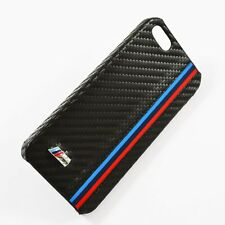 BMW M / iPhone 5 / 5S Cover Original BMW Carbon Design Accessories Genuine