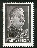 HUNGARY-1953. Death of Joseph Stalin MNH!! Mi 1296.
