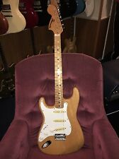 Lefty 1974 Fernandes Natural Strat