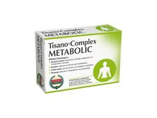 Tisanoreica Tisano Complex Metabolic Integratore per Dimagrire