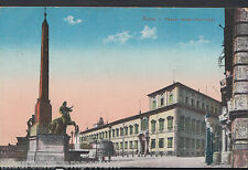 Italy Postcard - Roma - Palazzo Reafe (Quirinale)  A168