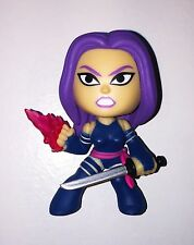 Funko Mystery Minis Marvel X-Men Series 1 PSYLOCKE Hot Topic Exclusive NEW