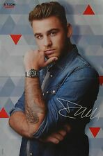 T-ZON - A3 Poster (ca. 42 x 28 cm) - YouTube Star Clippings Fan Sammlung NEU