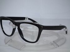 CUSTOM OAKLEY FROGSKINS SUNGLASSES FRAME ONLY Polished Black  NO LENSES
