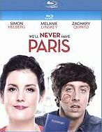 WE'LL NEVER HAVE PARIS (Melanie Lynskey) - BLURAY - Region A