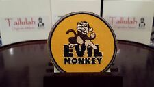 Evil Monkey Patch - Iron On