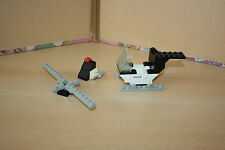 LEGO 645-1 - POLICE HELICOPTER -  1979 - PART SET