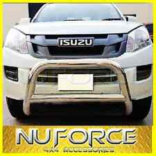 ISUZU D-MAX (2012-2016) - NUDGE BAR / GRILLE GUARD DMAX