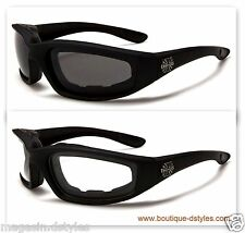 LOT 2 PAIRS Sunglasses route moto Cross Malta Chopper (1204+1201)