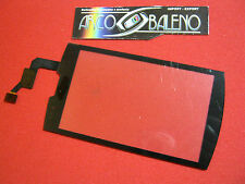 Kit VETRO+ TOUCH SCREEN per LG E900 OPTIMUS 7 per LCD DISPLAY VETRINO COVER NERO