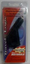 Travel Logic Plug-In Car Charger #24006/Motorola V2200/V2300 Series, NEW SEALED