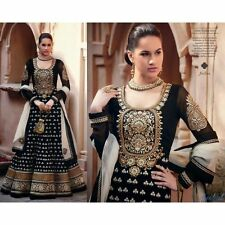 Ethnic Indian Pakistani Salwar Kameez Bollywood Designer Suit Party Wear Dress