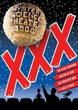 MYSTERY SCIENCE THEATHER 3000: XXX (Yun-Fat Chow) - DVD - Region 1 Sealed
