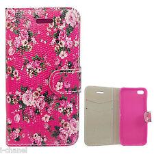 De diseño Magnético Cuero Flor Funda Para Samsung Galaxy teléfono