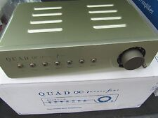 Quad QC24 QC 24 Twenty Four pre preamp valve preamplifier all line level inputs