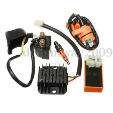 Regulator Rectifier Relay Ignition Coil CDI for Chinese ATV Quad 150cc 200 250cc