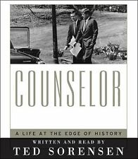 Ted Sorensen - Counselor (2008) - Used - Other