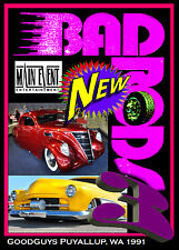 Street Rods, BAD RODS 3, PUYALLUP GOOD GUYS 1991, a Main Event Entertainment DVD