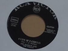 "THE MAMA'S AND THE PAPA'S -Even If I Could- 7"" 45"
