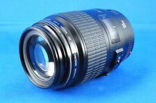 Near Mint Canon EF 100mm f/2.8 USM Macro AF Lens From Japan Hood