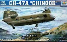 Trumpeter 1:35 Boeing CH-47A Chinook Helicopter- Model kit