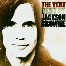 Jackson Browne - The Very Best Of [2 CD] RHINO RECORDS